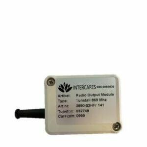 Radio output module