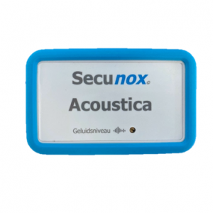 Secunox Acoustica slimme sensor